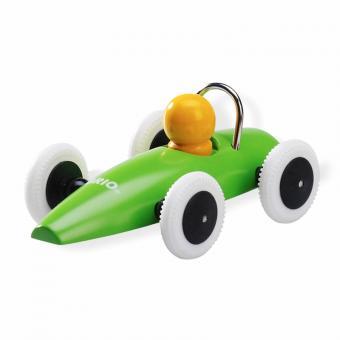 Rennwagen grün