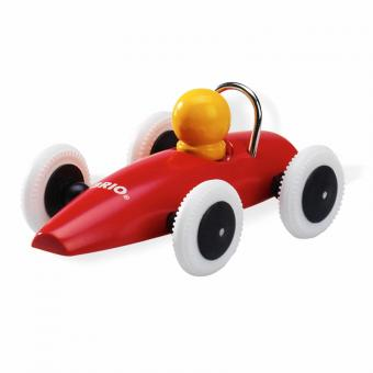 Rennwagen rot
