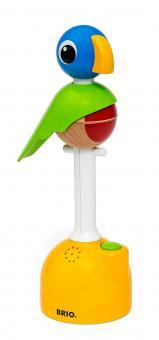 Musikspiel Papagei Polly