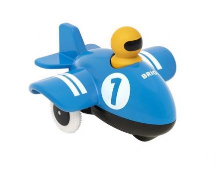Push & Go Flugzeug