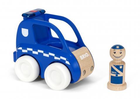 Polizei-Flitzer mit Licht & Sound