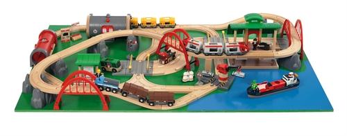 Spieltisch Eisenbahn brio spieltische