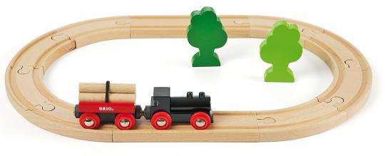 BRIO Bahn Starterset