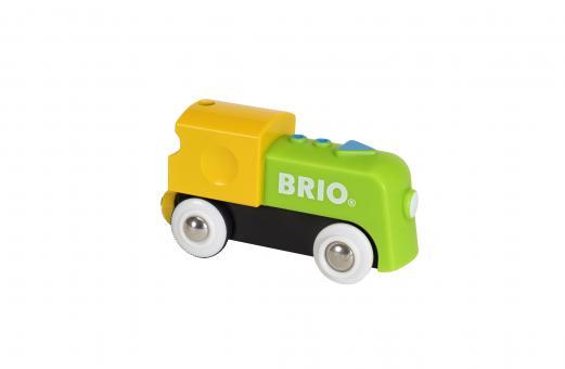 Mein erste BRIO Batterielok