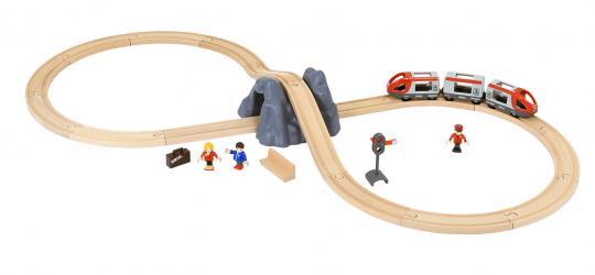 BRIO Eisenbahn StarterSet A