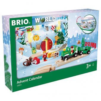 BRIO Adventskalender 2019