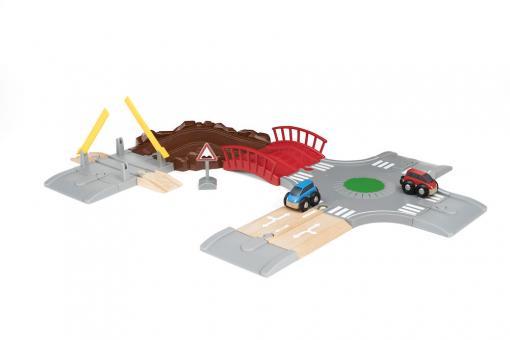BRIO Auto-Spielset Stadt und Land