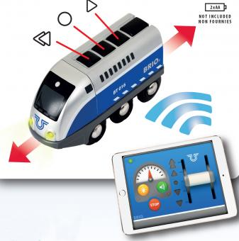 Batterielok Blauer Oskar mit APP Steuerung