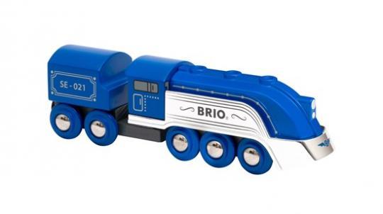 BRIO Blauer Dampfzug (Special Edition 2021)