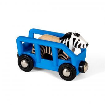 Tierwaggon Zebra