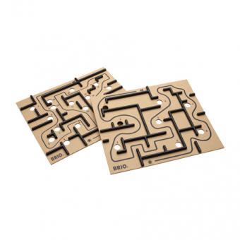 Labyrinth Ersatzplatten, 2 tlg.