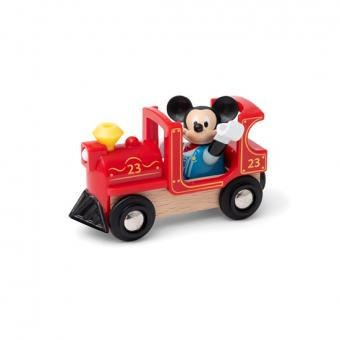 BRIO Micky Mouse Lokomotive