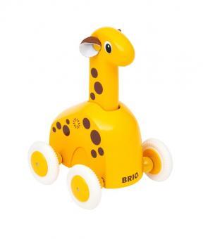 Push & Go Giraffe