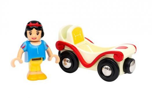 Disney Princess Schneewittchen mit Wagen