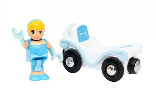 Disney Princess Aschenputtel mit Wagen