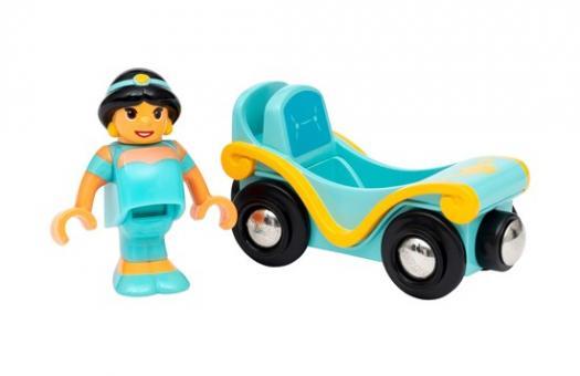 Disney Princess Jasmin mit Wagen