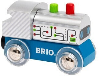 BRIO Super Sammel-Lok: Roboter