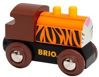 BRIO Super Sammel-Lok: Tiger