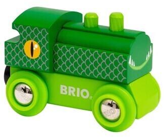 BRIO Super Sammel-Lok: Krokodil