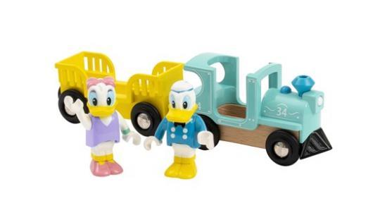 Donald & Daisy Duck Zug