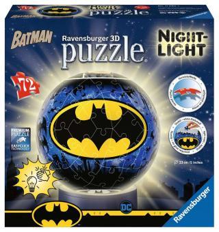 Ravensburger 3D Puzzle-Ball Batman Nightlight
