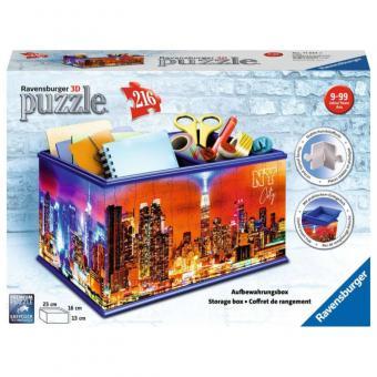 Ravensburger 3D Puzzle Aufbewahrungsbox Skyline