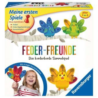Ravensburger Feder-Freunde: Das Sammelspiel