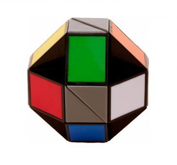 Rubik's Twist - Kreatives Drehpuzzle