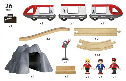 brio brio eisenbahn starterset a im brio online shop. Black Bedroom Furniture Sets. Home Design Ideas