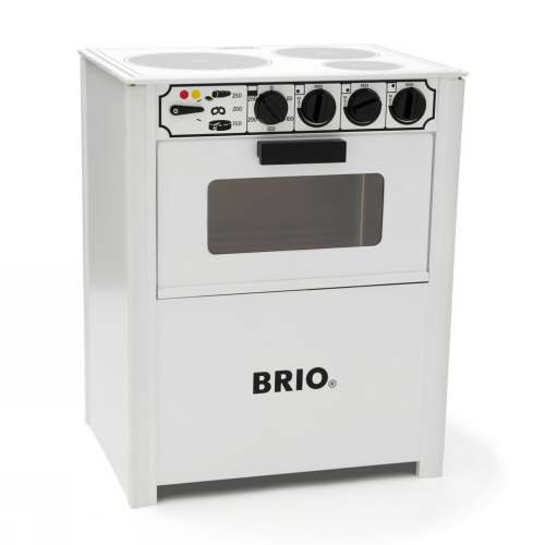 Brio brio herd wei im brio online shop for Kochen ohne herd