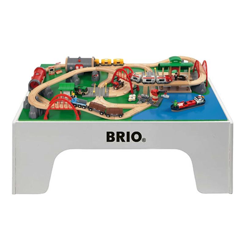 brio kombi set unterteil 33086 spielplatte 33025 im brio online shop. Black Bedroom Furniture Sets. Home Design Ideas
