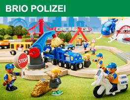 BRIO Polizei
