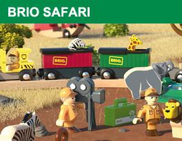 BRIO Safari